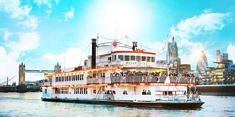 Summer Garage Boat Party on The Thames tickets