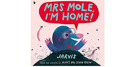 Outdoor Storytime Adventure - Mrs Mole, I'm Home!  (am session) tickets