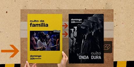 Onda Dura São Paulo tickets