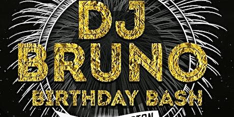 Dj Bruno's Birthday Celebration ft. Doug Gomez & Conway Kasey tickets