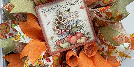 Fall Wreath Party tickets