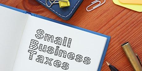 Business Tax Essentials tickets