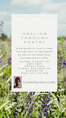 Healing Through Poetry tickets