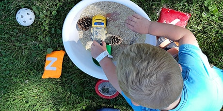 Outdoor EO  Bilingual Playgroup at Basil Grover Park-July 28th  at 10:00 am tickets
