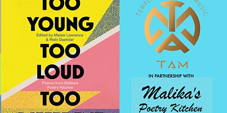 Too Young, Too Loud, Too Different - Publication Day Party tickets
