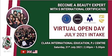 Clara International Education (PJ Centre) Virtual Open Day July 2021 tickets