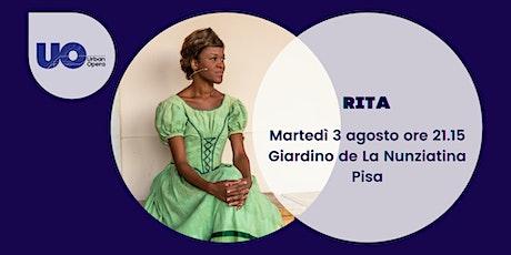 Urban Opera a Palazzo - Rita biglietti
