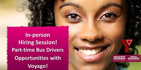 In-person Employer Hiring Session: Voyago tickets