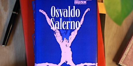 #ContarElArte con Osvaldo Salerno tickets