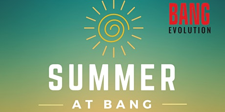 The Summer of Health: Standing With Young People (BANG EVOLUTION) tickets