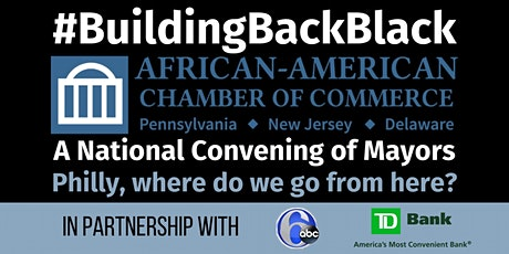 #BuildingBackBlack: Philly, Where do we go from here? tickets
