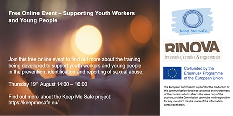 Free online event - Supporting Youth Workers and Young People tickets