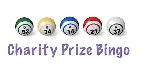 Charity Prize Bingo Night tickets