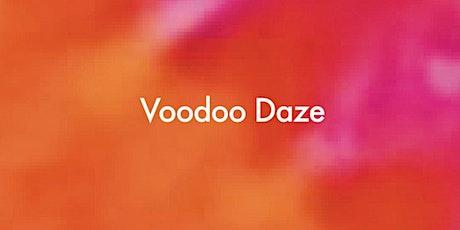 Voodoo Daze Book Launch tickets