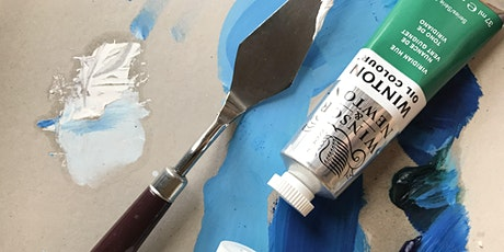 Art Theory and Practise Workshop: Oil Paint tickets