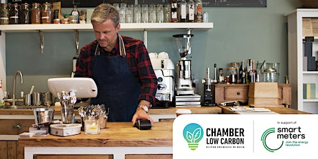 Chamber Low Carbon LIVE Lunch & Learn -  Smart Energy tickets