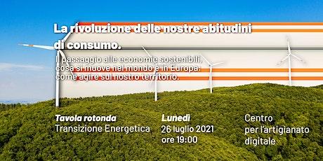 Tavola rotonda /  Transizione energetica biglietti