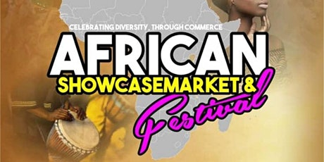 African Showcase Market and Festival tickets