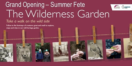 The Wilderness Grand Opening tickets