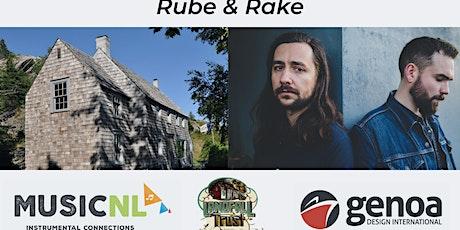 Rube & Rake in Concert tickets
