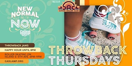 Gaslamp Throwback Thursdays After Party at American Junkie tickets