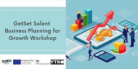 GetSet Solent Business Planning for Growth Workshop tickets