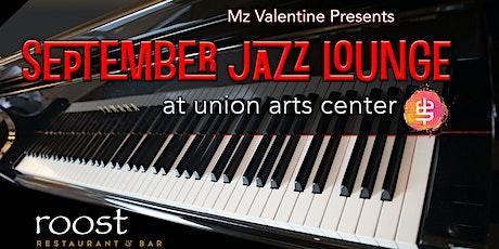 Mz Valentine's September Jazz Lounge tickets