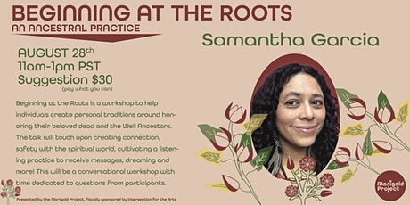 Beginning at the Root: An Ancestral Practice tickets