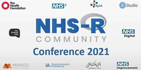 NHS-R Community Conference 2021 tickets