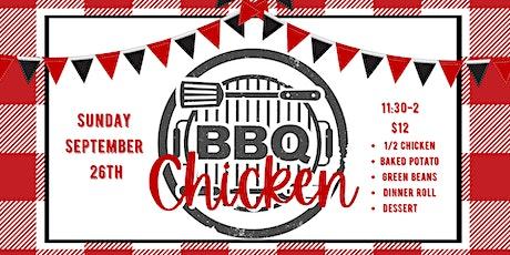 Chicken BBQ tickets