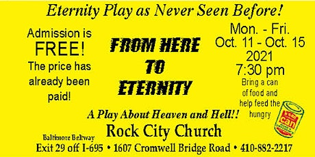 From Here To Eternity Play tickets