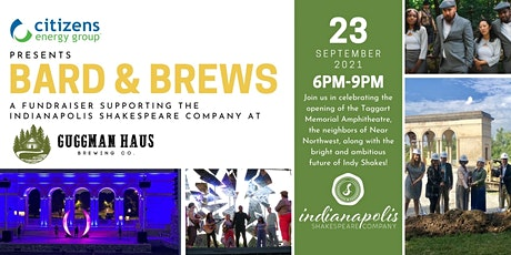 Bard & Brews: A Fundraiser Supporting Indianapolis Shakespeare Company tickets