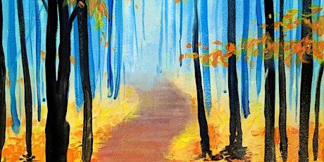 An Autumn Stroll Brush Party – Abingdon - 28.09.21 tickets