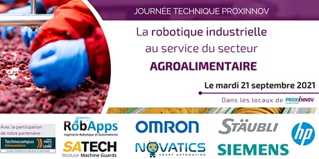 La robotique industrielle au service du secteur ag billets