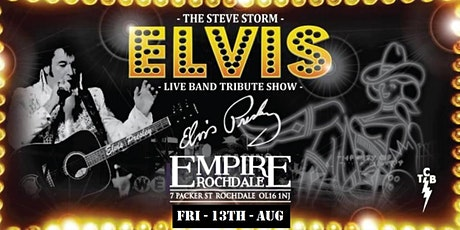 Elvis Presley Tribute - Special Full Live Band Tribute Show tickets