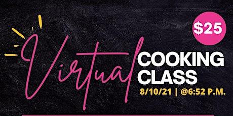 Kita's Kitchen Virtual Cooking Class tickets