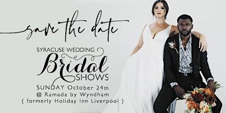 Syracuse Wedding Bridal Show at The Ramada by Wyndham tickets