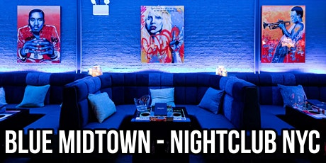 FRIDAYS AT BLUE MIDTOWN NYC tickets