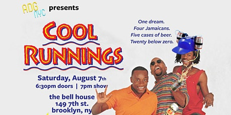 A Drinking Game NYC presents Cool Runnings tickets