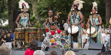 West African Dance With Miss Coco Murray tickets
