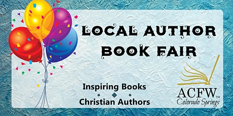Local Author Book Fair - Inspiring Stories by Christian Writers tickets
