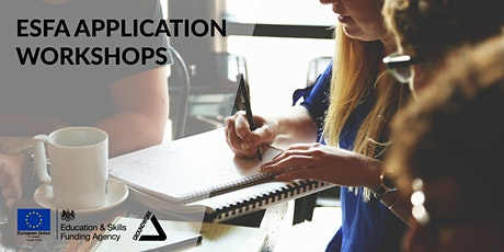 ESFA Application Training Workshops - August 2021 tickets