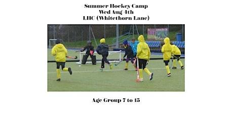Summer Hockey Camp at Letchworth Hockey Club tickets