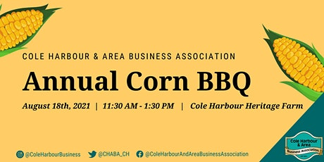 Cole Harbour & Area Business Association Corn BBQ tickets