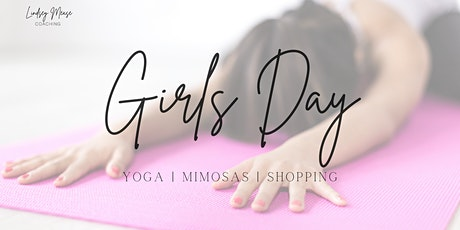 Girls Day Yoga & Mimosas tickets
