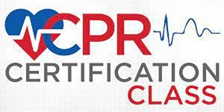 CPR TrainingFIRST AID/ ADULT/PEDIATRIC/CPR WITH AED tickets