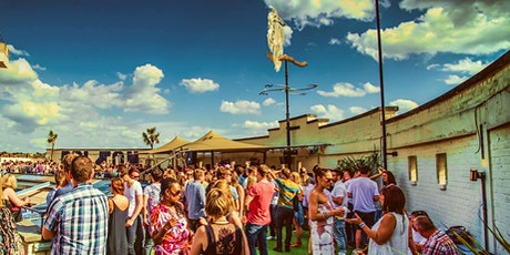 CARNIVAL WARMUP ROOFTOP PARTY - AUG 14TH tickets