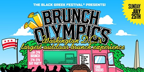 The Brunch Olympics | DC tickets