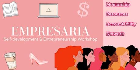 Self-development and Entrepreneurship Workshop: Phase 1 tickets