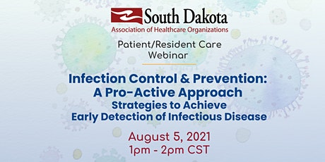 Infection Control & Prevention: A Pro-Active Approach tickets